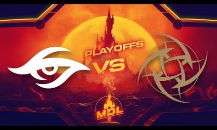 Secret vs NiP Game 2 – MDL Paris Major EU Qualifiers: Semifinals