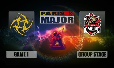NIP vs EMPIRE Paris Major | Group Stage Bo3 Game 1