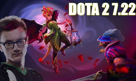 Miracle- Carry with Dark Willow | Dota 2 7.22 New Update Aghanim's Scepter  for ALL