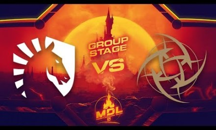 Liquid vs NiP Game 1 – MDL Paris Major EU Qualifiers: Group Stage