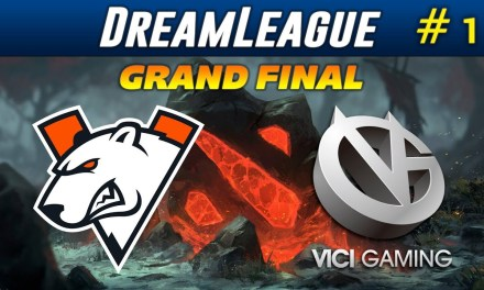 Virtus.pro vs ViCi Gaming #1 GRAND FINAL | DreamLeague Season 11 Dota 2