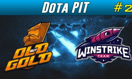 Winstrike vs Old but Gold #2 | Dota PIT Minor 2019 Dota 2