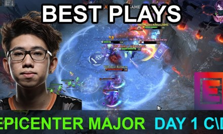 EPICENTER Major BEST PLAYS GROUP CD DAY 1 Highlights Dota 2 Time 2 Dota #dota2 #epicenter #epicgg