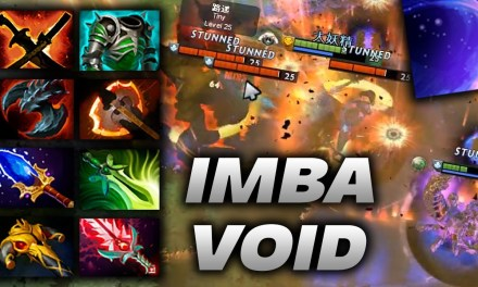 IMBA VOID – AXX PRO GIRL PLAYER