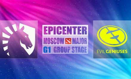 Liquid vs EG Game 1 EPICENTER Major | Group Stage Winners' Match Bo3