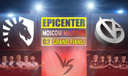 LIQUID vs VG Game 2 | EPICENTER Major Grand Finals Bo5