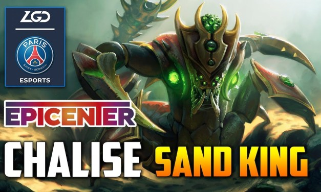 Chalice Sand King | PSG.LGD vs OG | EPICENTER Major 2019 Dota 2