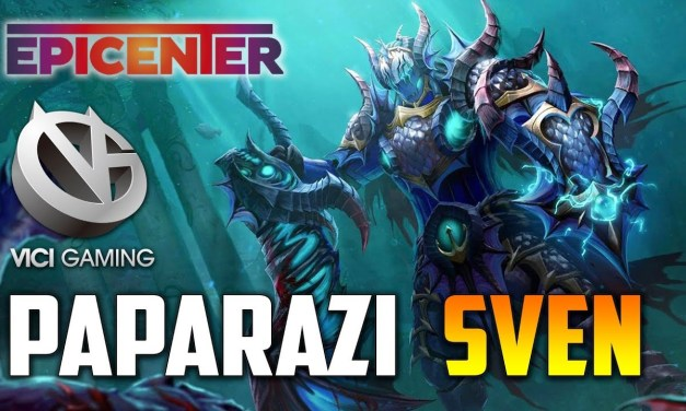 Paparazi Sven | Vici Gaming vs TNC | EPICENTER Major 2019 Dota 2