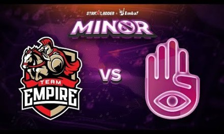 Empire vs Magic Hands Game 2 – SL ImbaTV Minor CIS Qualifier: Group Stage