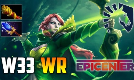 w33 Windranger | Liquid vs Gambit | EPICENTER Major 2019 Dota 2