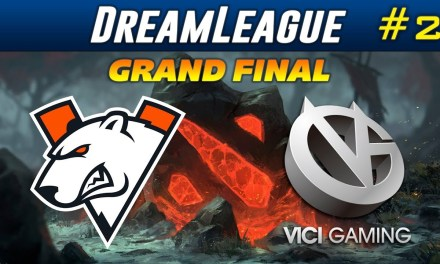 Virtus.pro vs ViCi Gaming #2 GRAND FINAL | DreamLeague Season 11 Dota 2