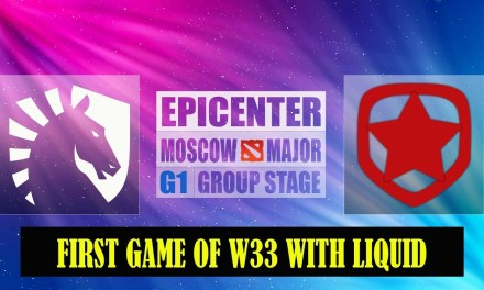 Liquid vs Gambit Game 1 EPICENTER Major | Group Stage Opening Matches Bo3
