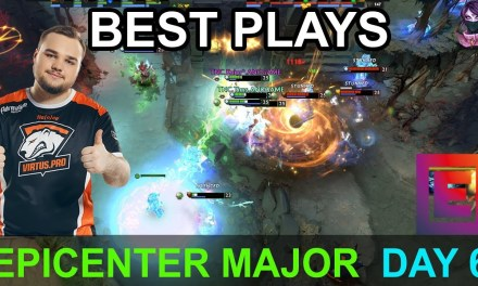 EPICENTER Major BEST PLAYS DAY 6 Highlights Dota 2 Time 2 Dota #dota2 #epicenter #epicgg