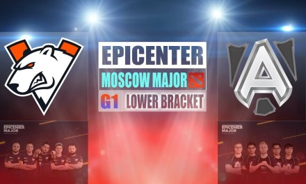 VP vs Alliance GAME 1 | EPICENTER Major Lower Bracket R4 Bo3