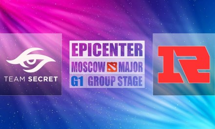 SECRET vs RNG Game 1 EPICENTER Major | Group Stage Winners' Match Bo3