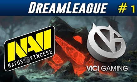 Natus Vincere vs ViCi Gaming #1 | DreamLeague Season 11 Dota 2