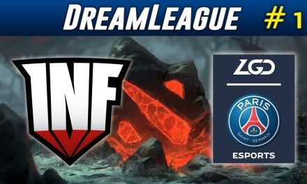 PSG.LGD vs Infamous #1 | DreamLeague Season 11 Dota 2