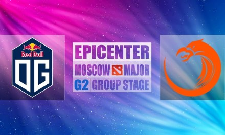 OG vs TNC Game 2 EPICENTER Major | Group Stage Opening Matches Bo3