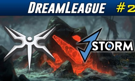 J.Storm vs Mineski #2 | DreamLeague Season 11 Dota 2