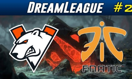 Virtus.pro vs Fnatic #2 | DreamLeague Season 11 Dota 2