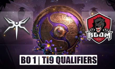 Mineski vs BOOM | Ti9 Qualifiers Group Stage Bo1