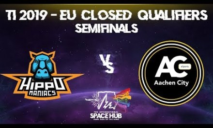 Hippomanicas vs Aachen Game 2 – TI9 EU Regional Qualifiers: Semifinals