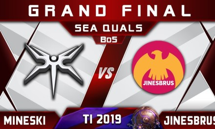 Mineski vs Jinesbrus Grand Final SEA TI9 The International 2019 Highlights Dota 2