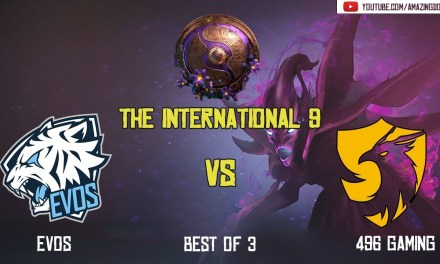 EVOS vs 496 Gaming – BO1 | The International 2019 | Southeast Asia Qualifier