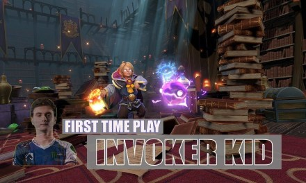 Miracle – KiD Invoker First Match