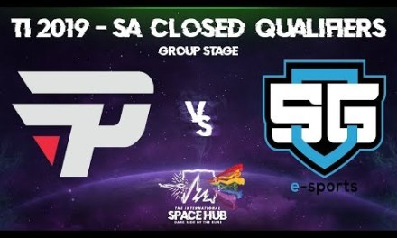 paiN vs SG – TI9 SA Regional Qualifiers: Group Stage
