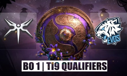 Mineski vs EVOS | Ti9 Qualifiers Groupstage Bo1