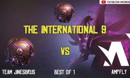Amplfy vs Jinesbrus – BO1 | The International 2019 | Southeast Asia Qualifier