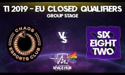 Chaos EC vs 682 – TI9 EU Regional Qualifiers: Group Stage