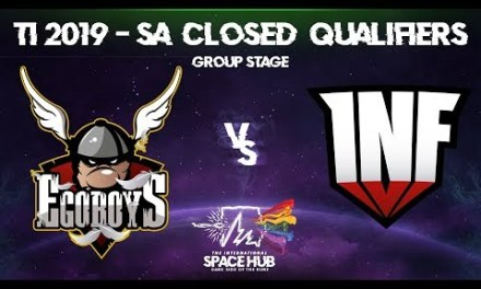 Ego Boys vs Infamous – TI9 SA Regional Qualifiers: Group Stage