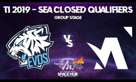 EVOS vs Amplfy – TI9 SEA Regional Qualifiers: Group Stage