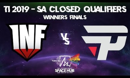 Infamous vs paiN Game 1 – TI9 SA Regional Qualifiers: Winners' Finals