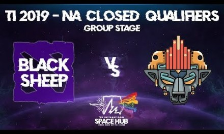 Black Sheep vs Xolotl – TI9 NA Regional Qualifiers: Group Stage