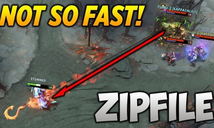 ZIP FILE PUDGE – NOT SO FAST!