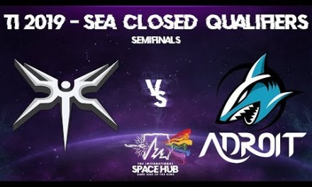 Mineski vs Adroit Game 3 – TI9 SEA Regional Qualifiers: Semifinals