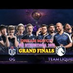 OG vs LIQUID | Ti9 Grand Finals (BO5)
