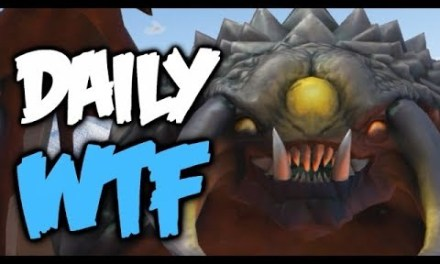 Dota 2 Daily WTF – Rosh wants to be Influencer
