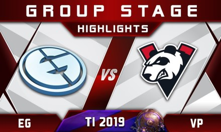 EG vs VP TI9 The International 2019 Highlights Dota 2