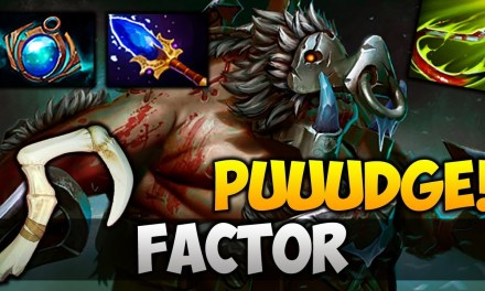 Factor Pudge Highlights 2019 [EPIC BUTCHER!] Dota 2