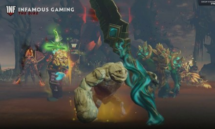 [EN] VG vs Infamous – The International 2019 Group Stage