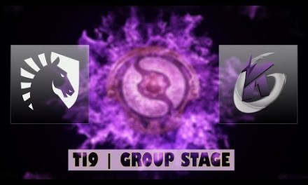 Liquid vs KG | Ti9 Group Stage Bo2 | LIVE