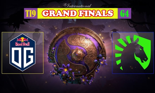 OG vs Liquid Game 4 | Ti9 GRAND FINALS (Bo5)