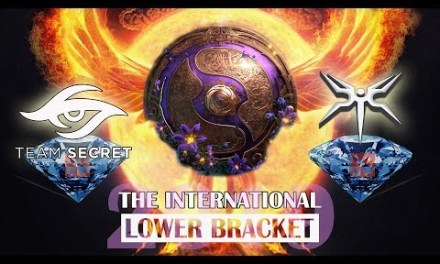 SECRET vs MINESKI | Ti9 Lower Bracket R2 (Bo3)