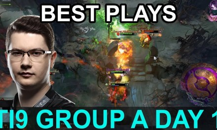 TI9 HIGHLIGHTS Group A DAY 1 (The International 9) Dota 2 by Time 2 Dota #dota2 #ti9