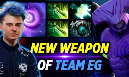 EG.RAMZES – New Team Evil Geniuses Weapon! Dota 2