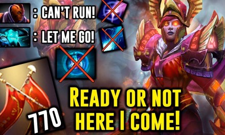 LEGION COMMANDER – READY OR NOT, HERE I COME! [1440p] Dota 2